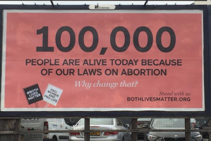 pro-life belfast both lives matter